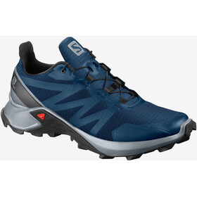 Salomon Supercross Scarpe Uomo, poseidon/pearl blue/black